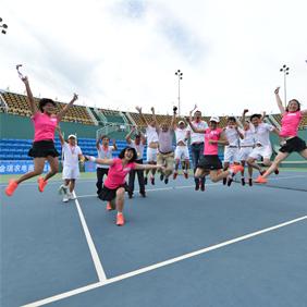 中国绿林网球英雄会