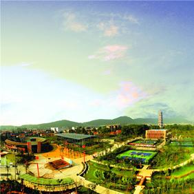 京山文峰网球主题公园